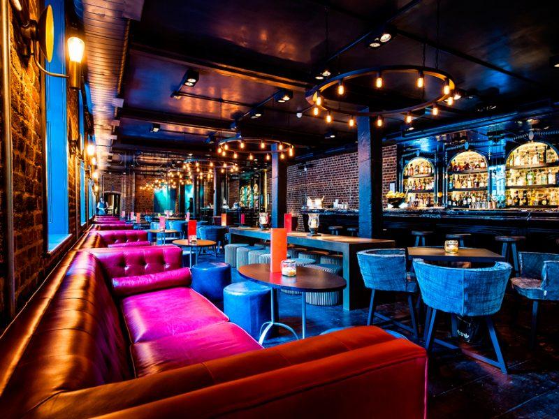 Old Bengal Bar, London EC2