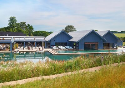 Boathouse, Soho House Farmhouse, Oxfordshire