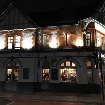 PSE Associates - The Bear Pub Brighton