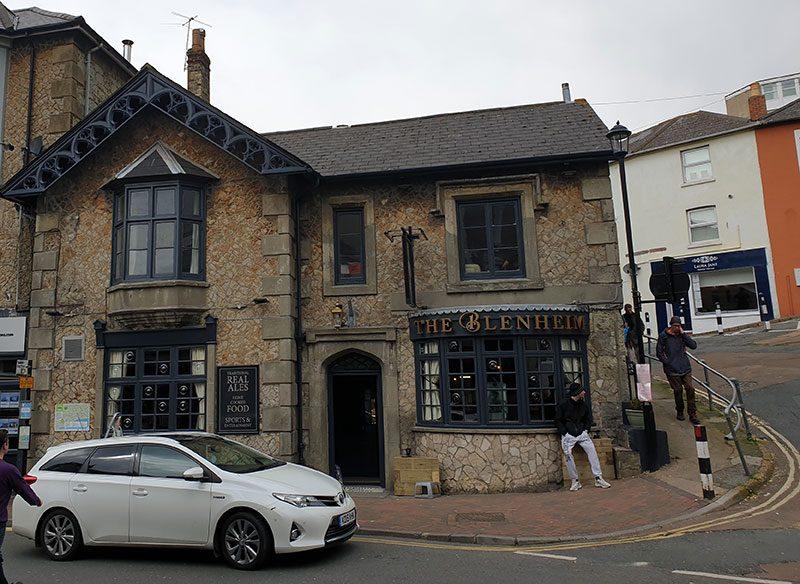 The Blenheim – Isle of Wight